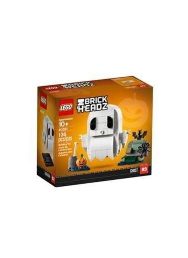 Lego Lego Brickheadz 40351 Halloween Hayaleti Renkli